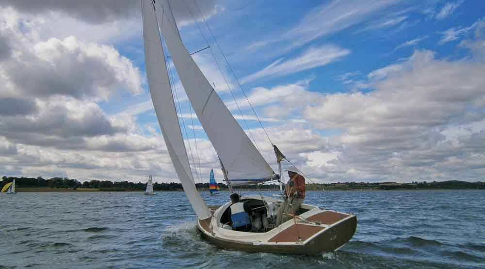 Yeoman Sailing Boat from association of sailing clubs for ...